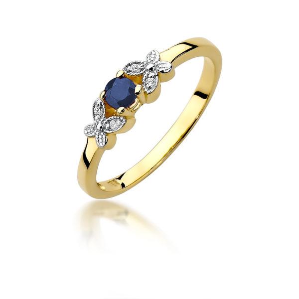 pierścionek w-414