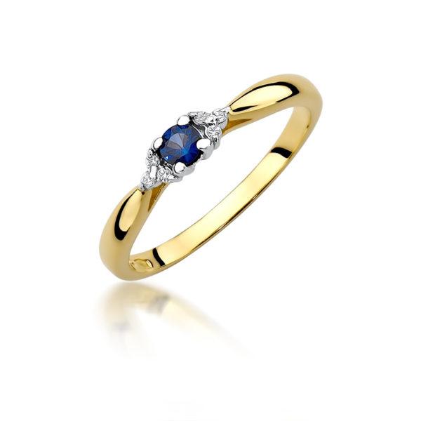 pierścionek w-428