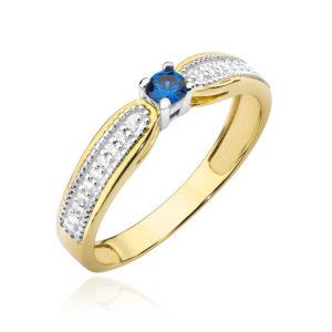 pierścionek w-449