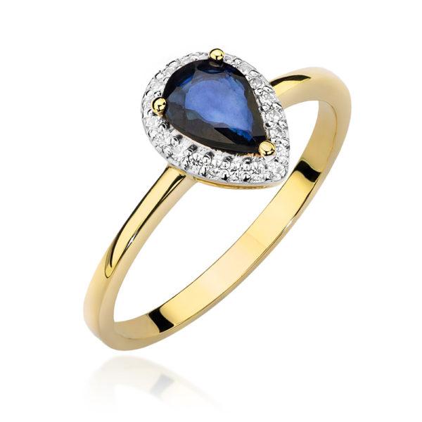pierścionek w-455