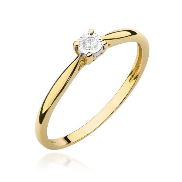 pierścionek w-461